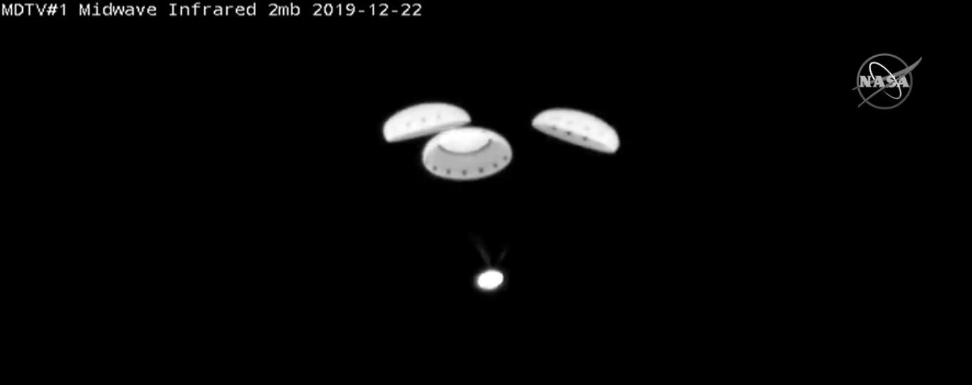 «Старлайнер» совершил успешную посадку в штате Нью-Мексико США - 3