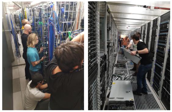 7 дней, 15 инженеров и 600 серверов: как Яндекс.Деньги переехали в новый дата-центр - 3