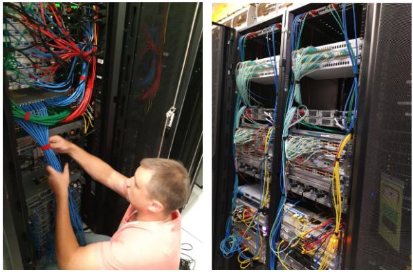 7 дней, 15 инженеров и 600 серверов: как Яндекс.Деньги переехали в новый дата-центр - 4