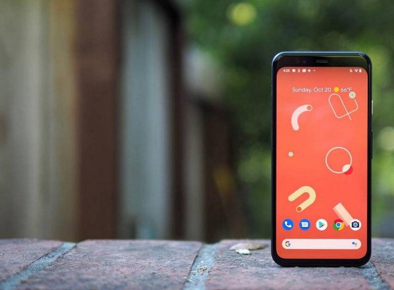 Google Pixel 4 будет «подглядывать» за вами, чтобы стать лучше