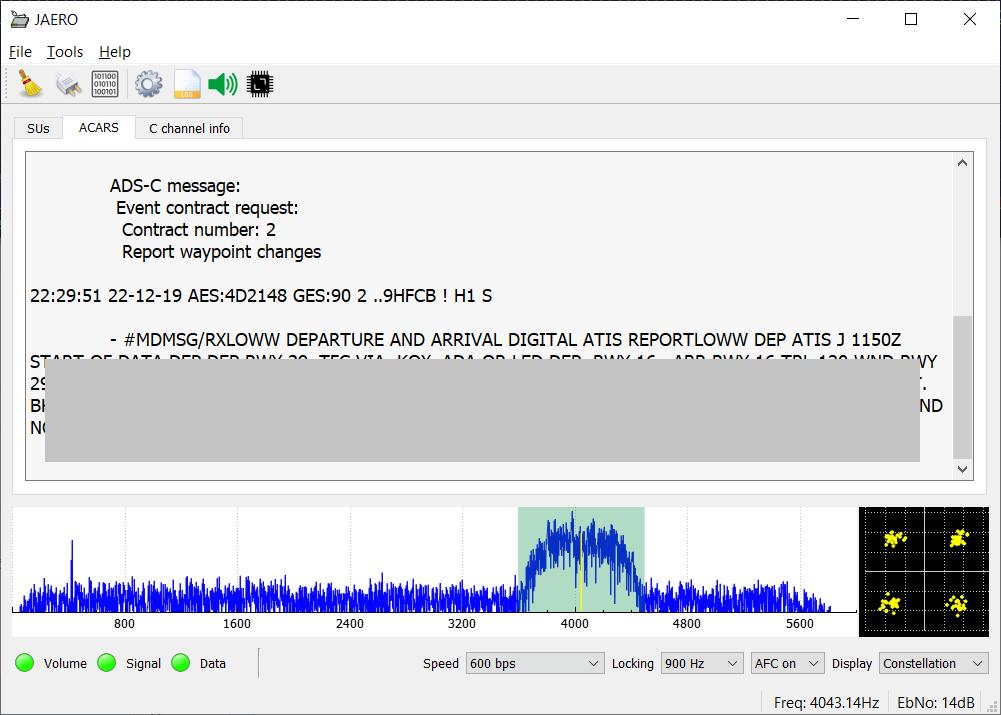 Inmarsat: принимаем и декодируем сигнал со спутника у себя дома - 10