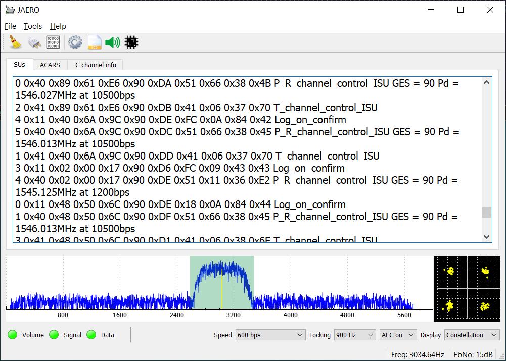 Inmarsat: принимаем и декодируем сигнал со спутника у себя дома - 9