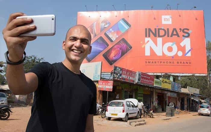 Xiaomi хочет сделать Индию мировым производственным центром