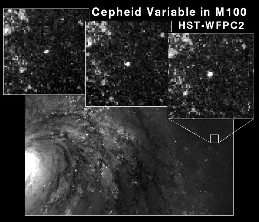 Цефеиды — звездные «верстовые столбы» Вселенной - 10