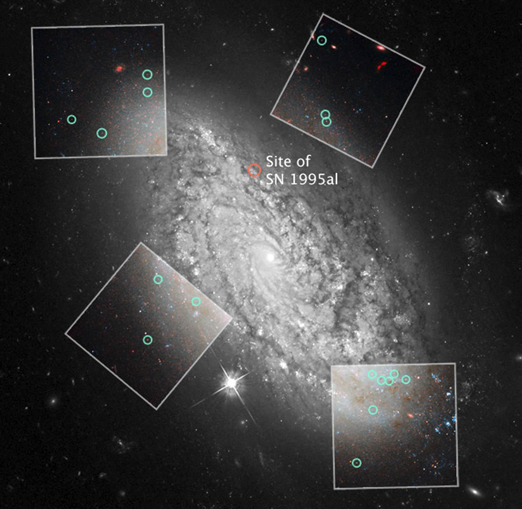 Цефеиды — звездные «верстовые столбы» Вселенной - 12