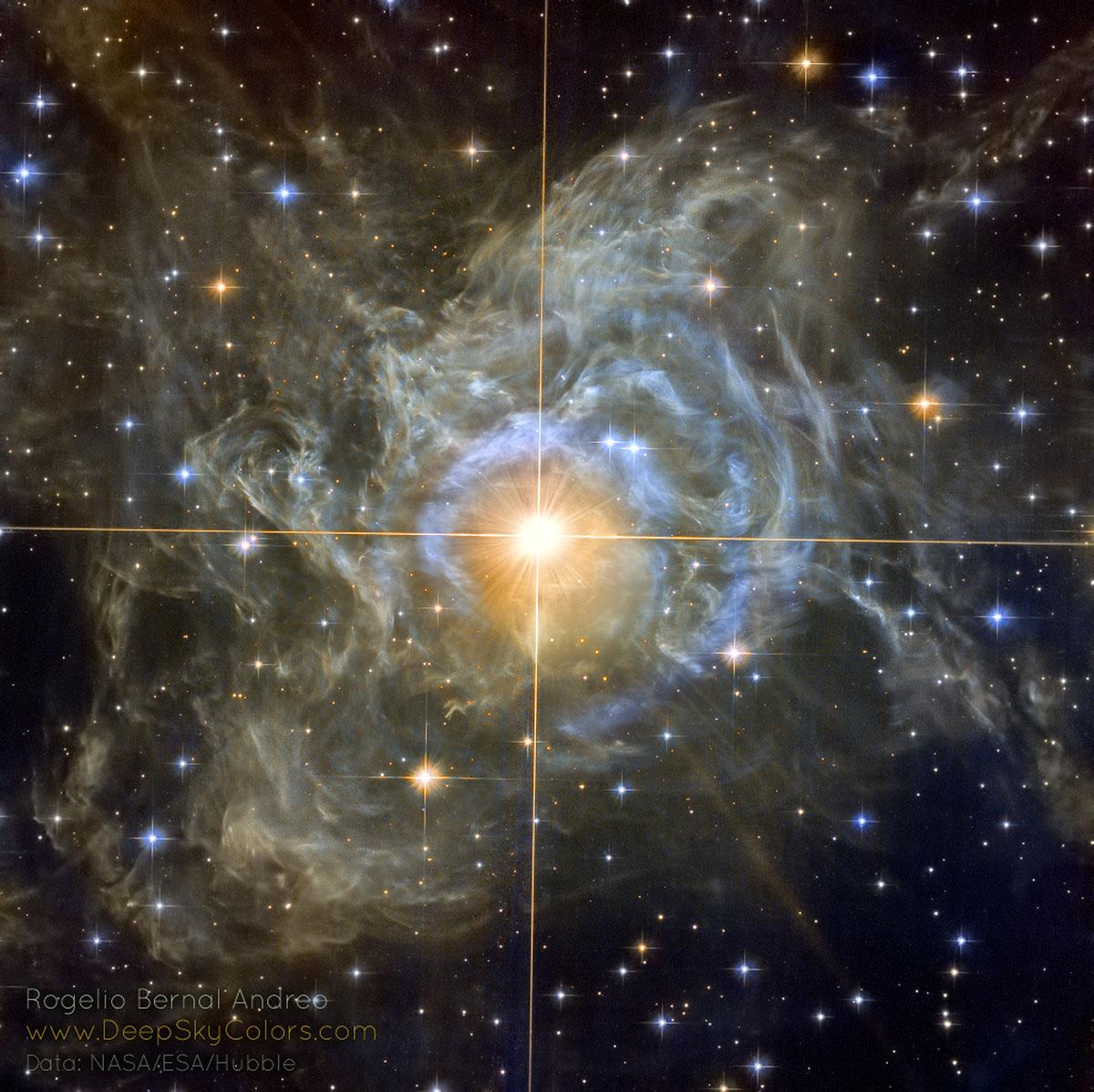 Цефеиды — звездные «верстовые столбы» Вселенной - 13