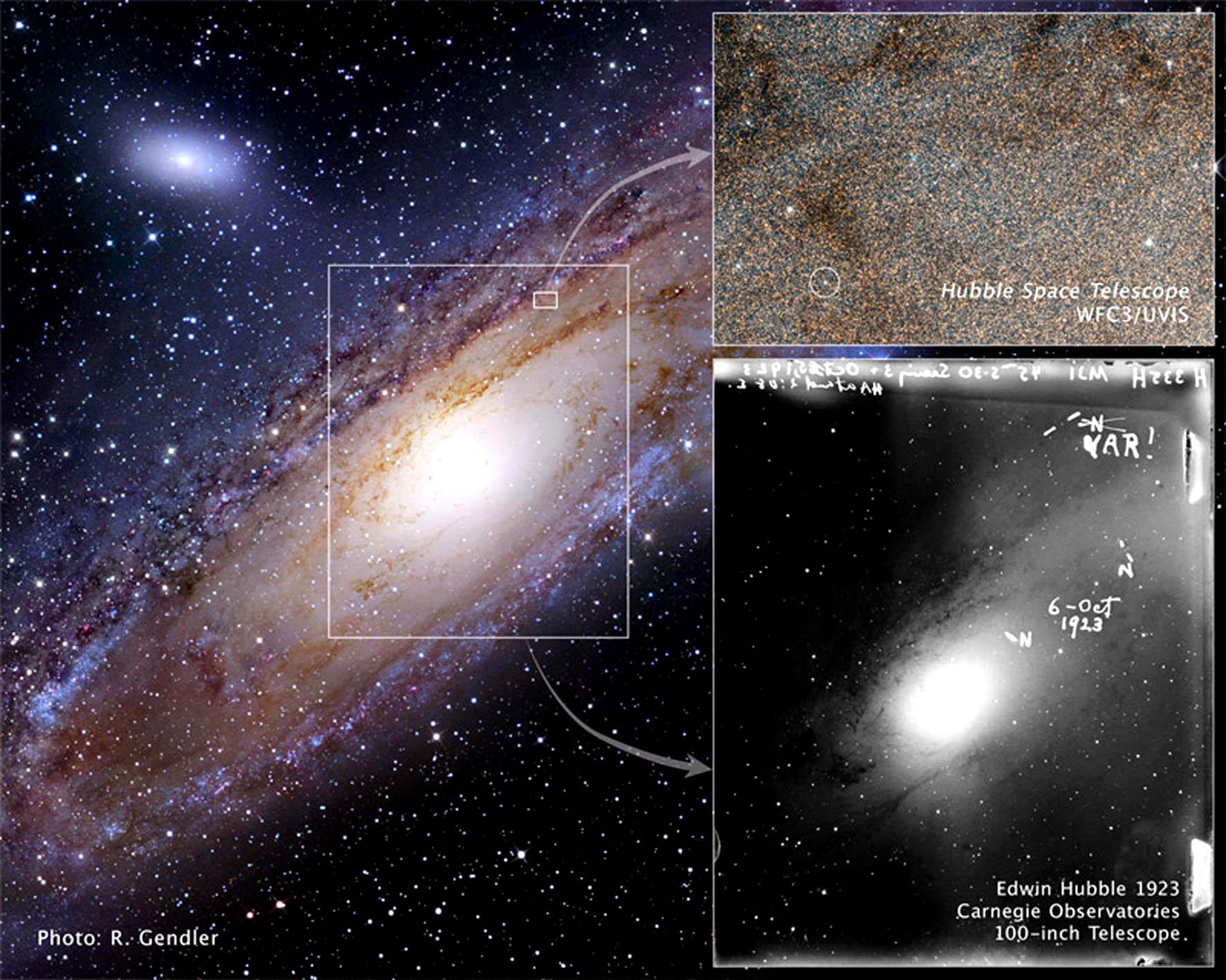 Цефеиды — звездные «верстовые столбы» Вселенной - 2