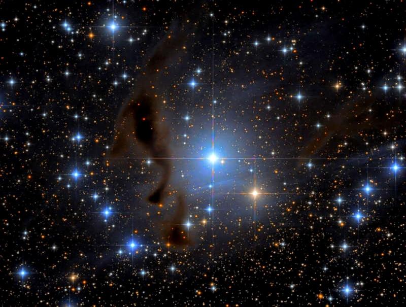 Цефеиды — звездные «верстовые столбы» Вселенной - 1