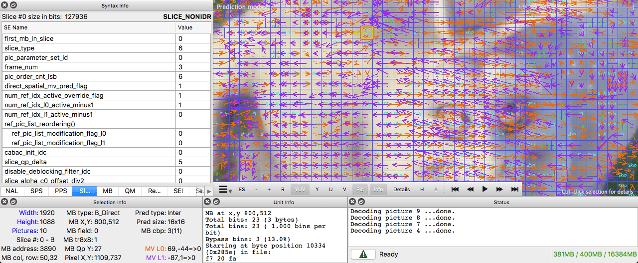 межпрогнозный анализатор видео про анализатор