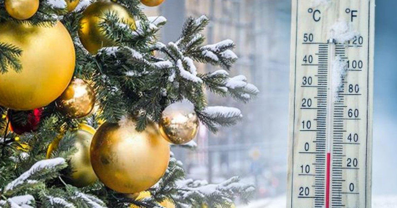 Перед Новым Годом в Москве будет дождливо