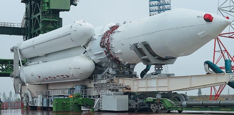 Пуски ракеты-носителя «Ангара» возобновятся в 2020 году