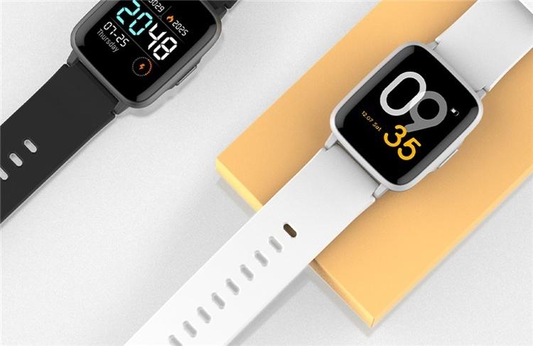 Смарт-часы Xiaomi Haylou LS01 с датчиком ЧСС стоят около $15