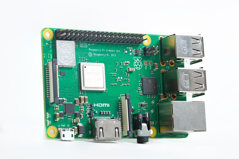Тестирование Raspberry Pi 4 на нагрев - 2