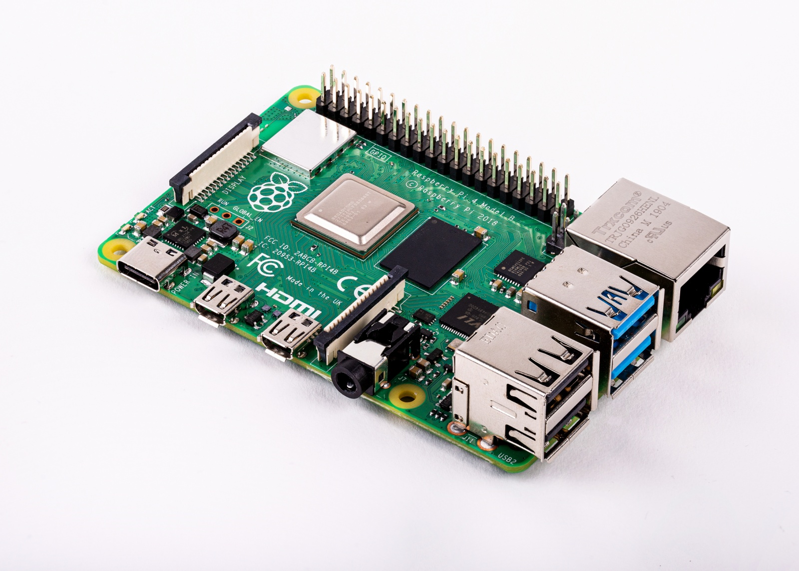 Тестирование Raspberry Pi 4 на нагрев - 7