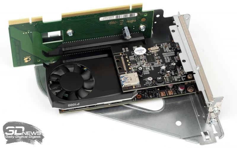 Новая статья: Обзор рабочей станции Fujitsu CELSIUS J580: тишина и компактность