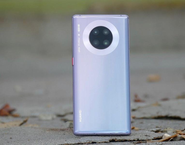 Официальное заявление об аккумуляторе Huawei P40