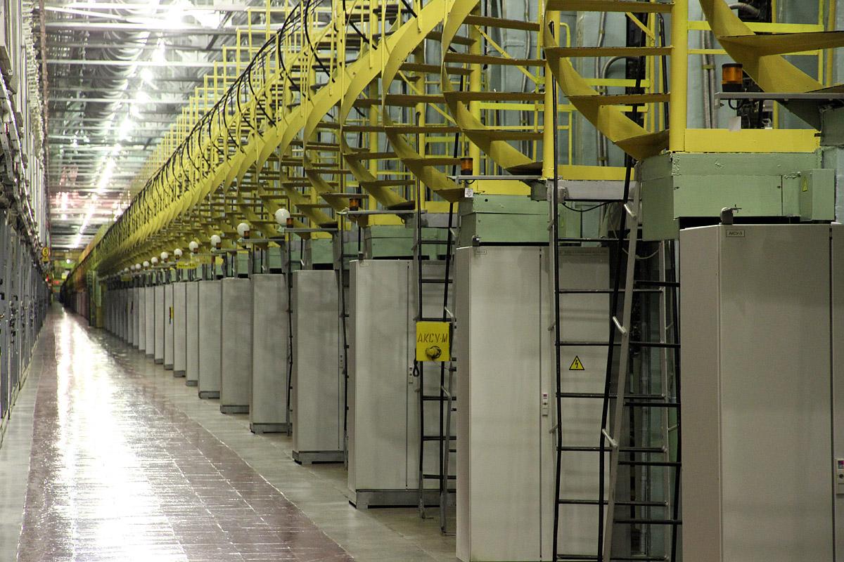 Приключения немецкого обедненного гексафторида урана в России. Часть 1. История и технологии обогащения - 11