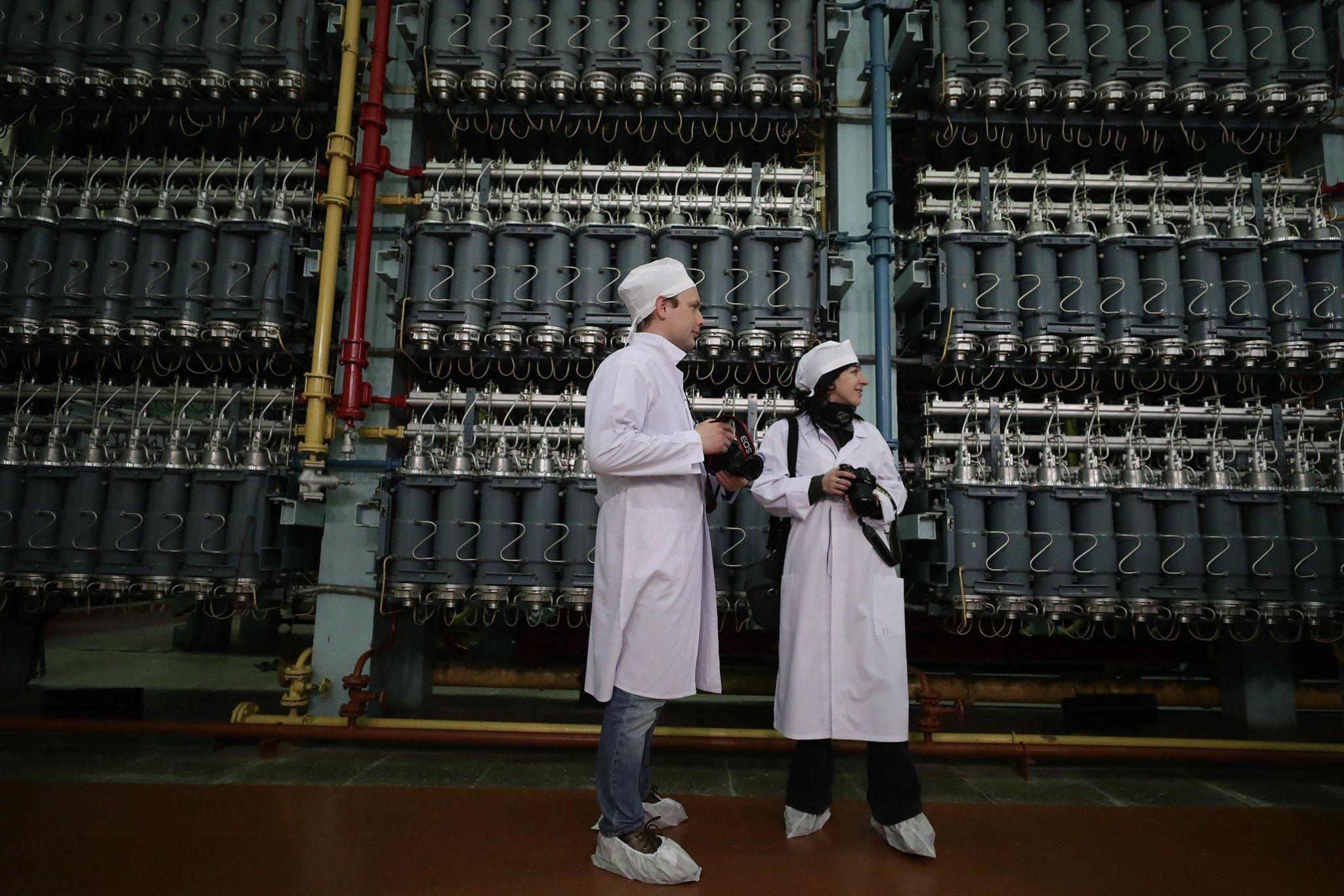Приключения немецкого обедненного гексафторида урана в России. Часть 1. История и технологии обогащения - 12
