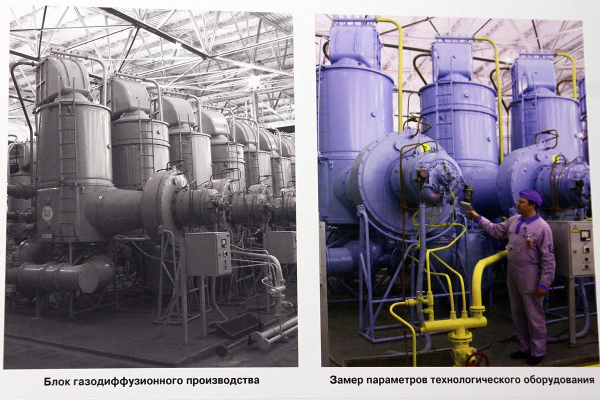 Приключения немецкого обедненного гексафторида урана в России. Часть 1. История и технологии обогащения - 6