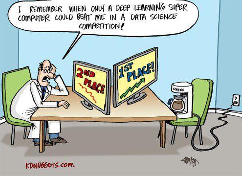 7 лет хайпа нейросетей в графиках и вдохновляющие перспективы Deep Learning 2020-х - 28