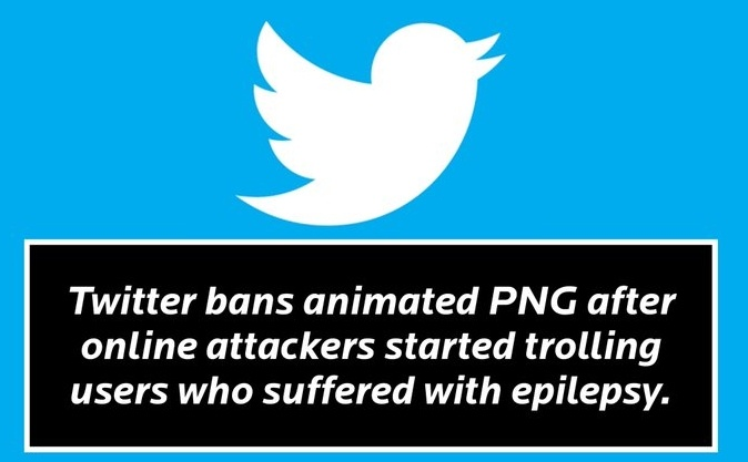 Twitter ради безопасности пользователей отказывается от использования анимированных изображений APNG в новых публикациях - 1
