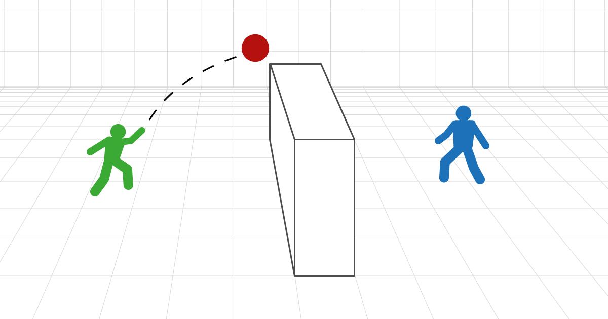 Физика для мобильного PvP шутера и как мы подружили её с ECS - 1