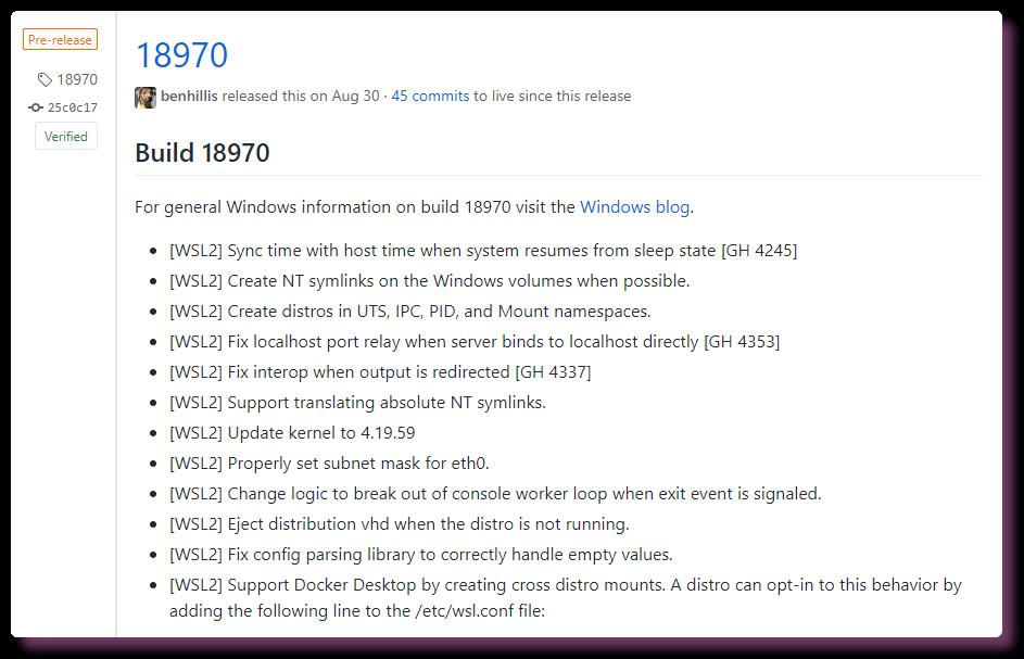 Настройка окружения в CLI. WSL - Windows Terminal - 10
