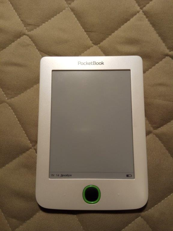 Так ли хорош PocketBook? - 2