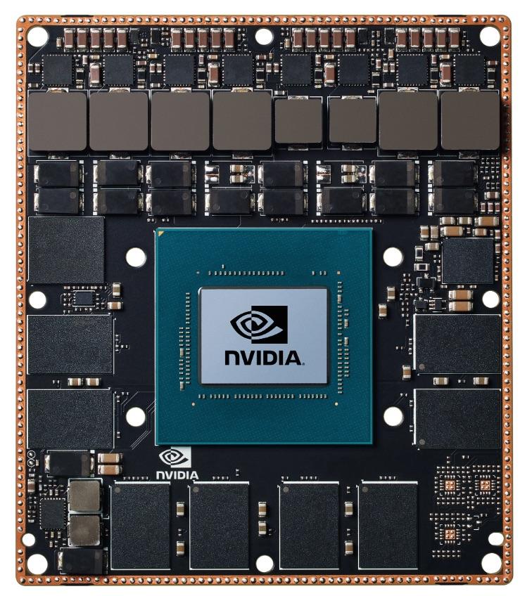 Встраиваемые системы машинного обучения на базе Nvidia Jetson - 11