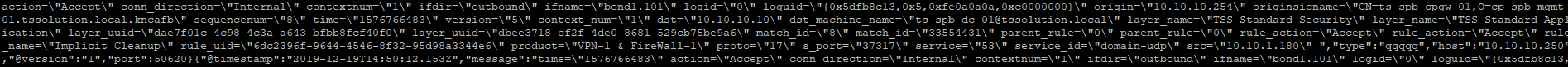 2. Elastic stack: анализ security логов. Logstash - 3