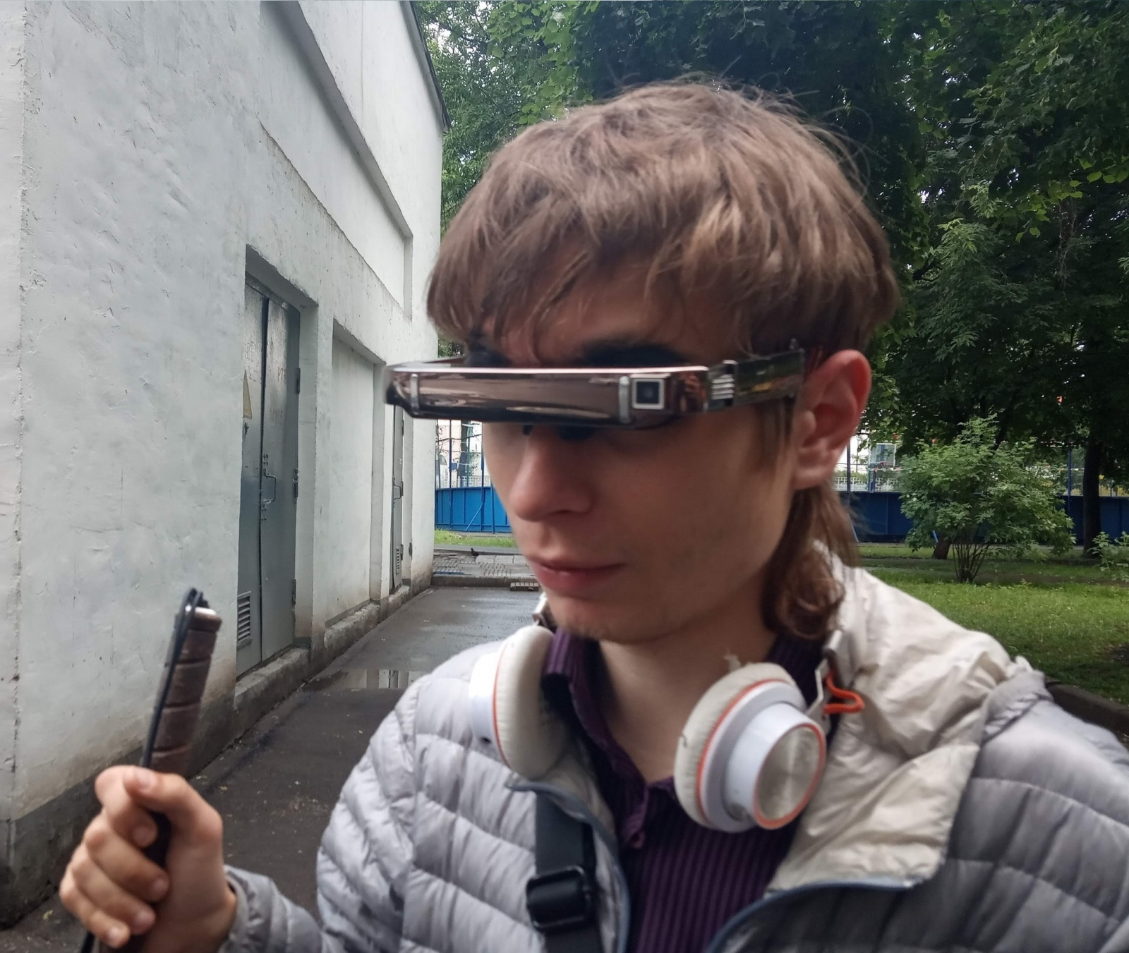 Что нужно незрячему? Обзор слепоглухого эксперта Сергея Флейтина - 5