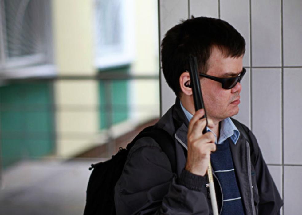 Что нужно незрячему? Обзор слепоглухого эксперта Сергея Флейтина - 6