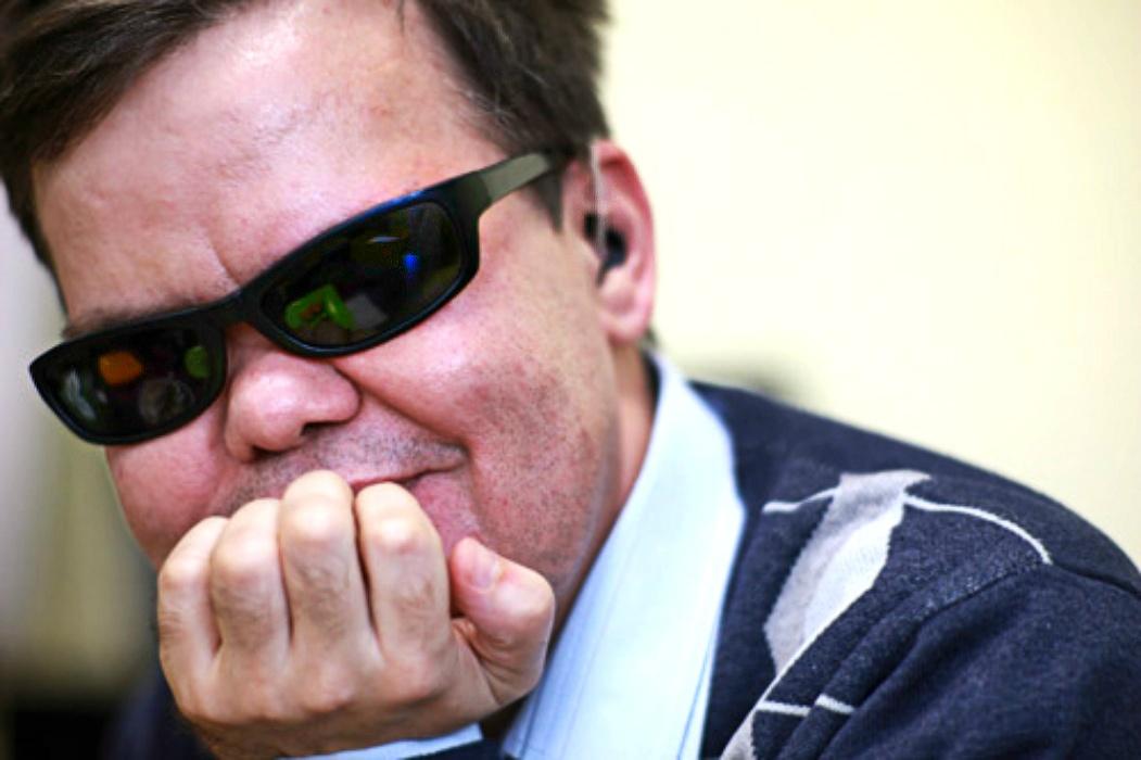 Что нужно незрячему? Обзор слепоглухого эксперта Сергея Флейтина - 1