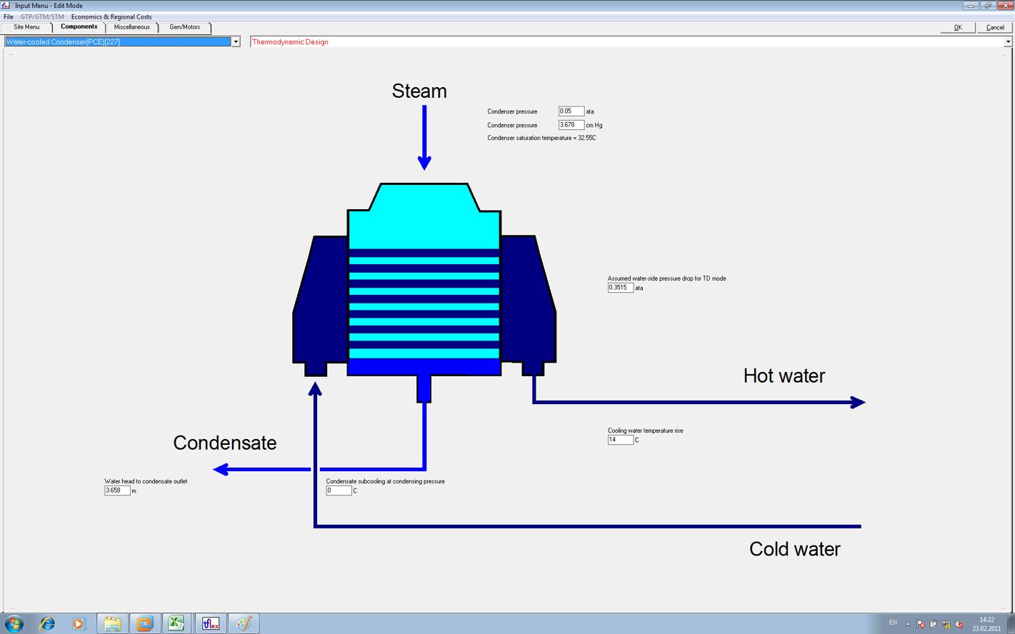 Моделирование работы реальной ТЭЦ для оптимизации режимов: пар и математика - 5