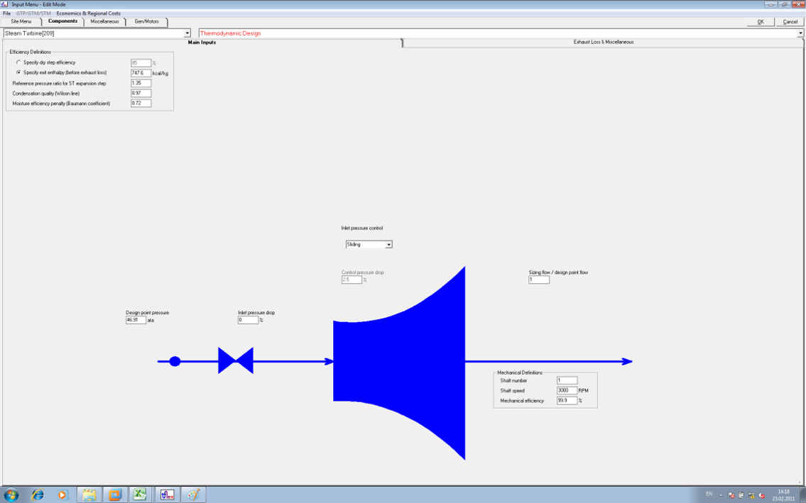 Моделирование работы реальной ТЭЦ для оптимизации режимов: пар и математика - 6