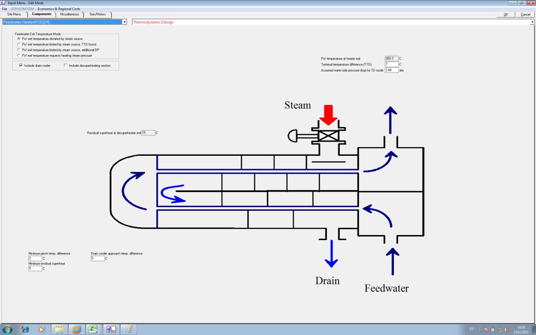 Моделирование работы реальной ТЭЦ для оптимизации режимов: пар и математика - 7