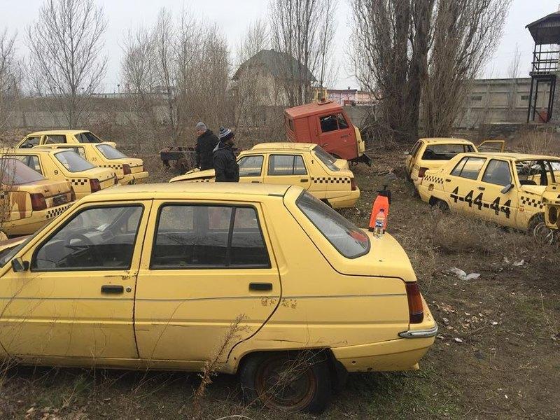 Обнаружено кладбище «Запорожцев»