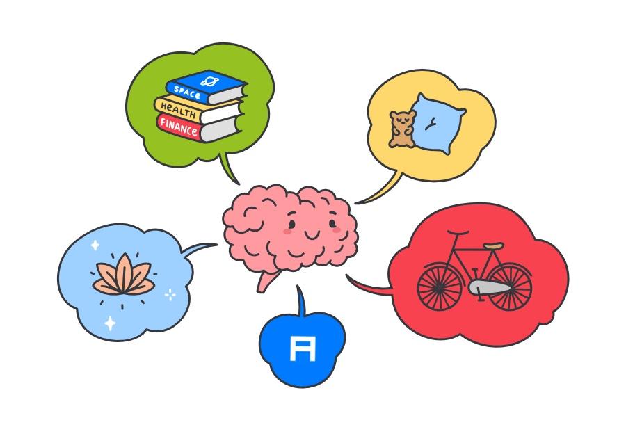 Пять привычек, которые помогут сохранить эффективность работы мозга - 1