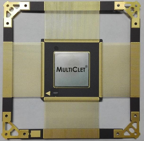 Российский «мультиклеточный» процессор Multiclet S2 хвастается невероятной производительностью