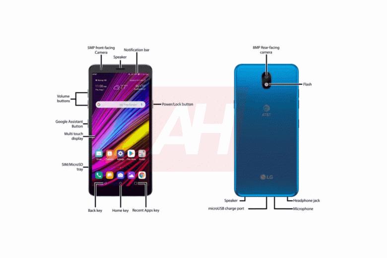 LG готовит первый Android-смартфон линейки Neon