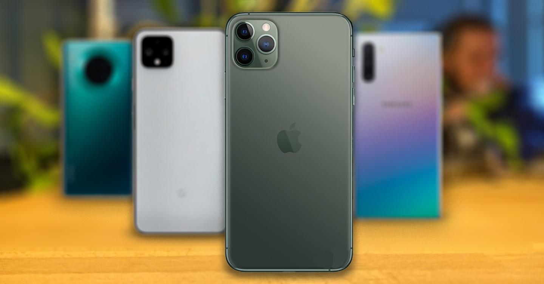 Итоги слепого тестирования камер: iPhone, Pixel, Huawei, Samsung - 1