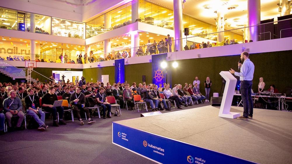 Как прошла конференция @Kubernetes 29 ноября: видео и итоги - 1