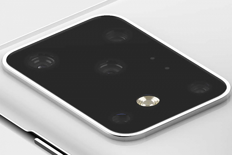 Камера Samsung Galaxy S11+ на свежем рендере выглядит уже нормально