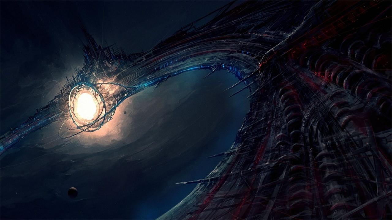 Мегаструктуры будущего: сфера Дайсона, звёздный двигатель и «бомба из чёрной дыры» - 1