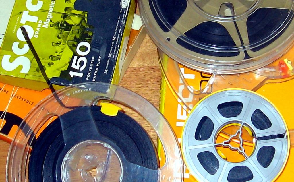 «Забытые аудиоформаты и носители»: начало эры компактного аудио или «первая смена» для бобинников - 1