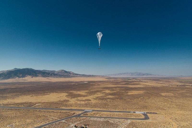 Интернет на воздушных шарах - 3