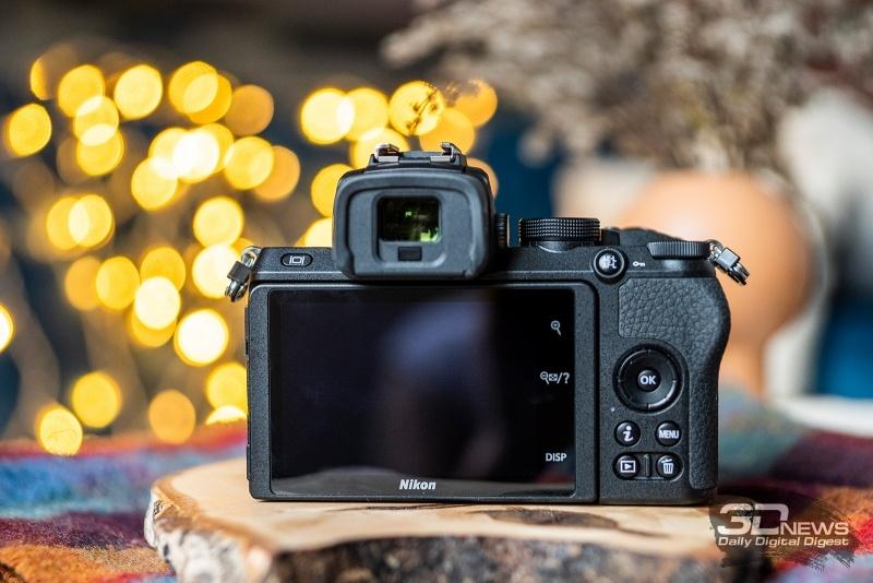 Новая статья: Обзор беззеркальной фотокамеры Nikon Z50: младший брат