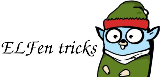 ELFийские трюки в Go - 1