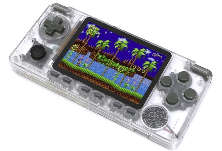 ODROID-GO Advance: игровая ретро-консоль с чипом Rockchip RK3326 и Linux стоимостью $55