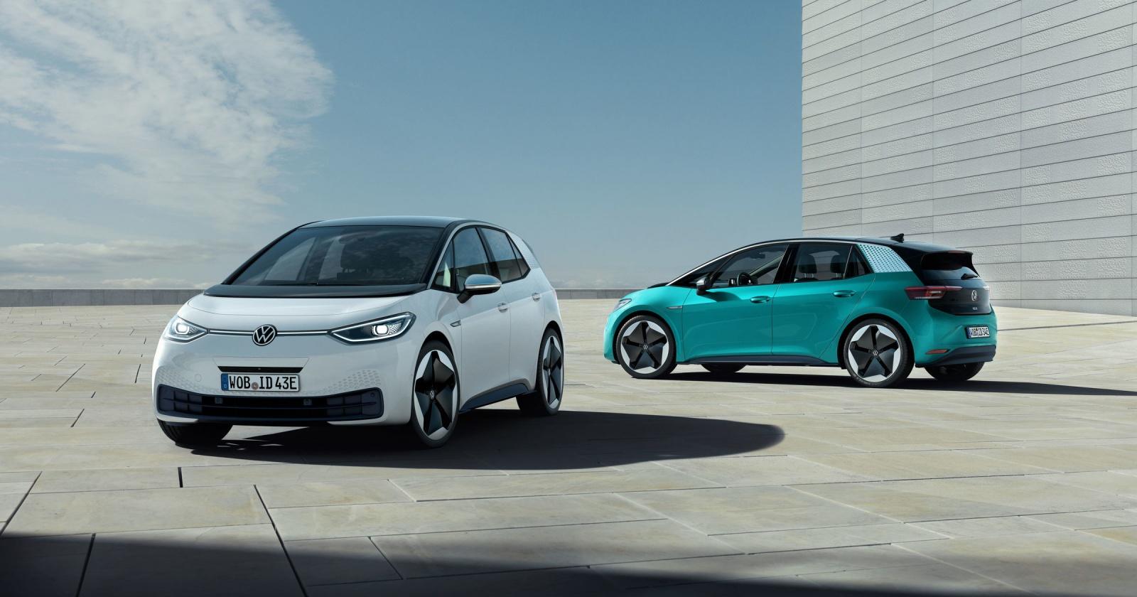 Volkswagen планирует произвести 1,5 млн электрических машин к 2025 году
